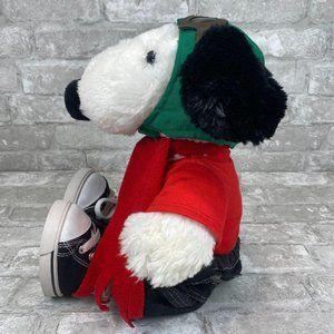 SNOOPY Build-A-Bear Collectible Plush